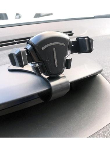 Techmaster Araç Oto Araba Kontrol Paneli Araç Göğsü Otomatik Telefon Tutucu Renkli